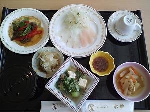 うん万円の昼食