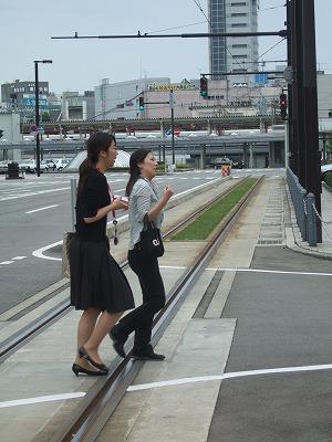 富山市:路面電車の活用が進む町03