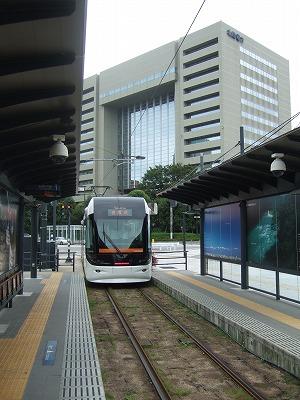 富山市:路面電車の活用が進む町08