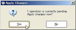 後編:EASEUS Partition Managerを使ってみる02