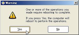 後編:EASEUS Partition Managerを使ってみる03