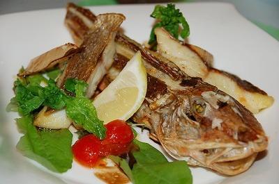 打ち上げさ・魚の美味しいイタリアン『ラカーラ』へ02