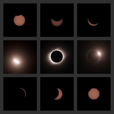 日食は見られましたか?