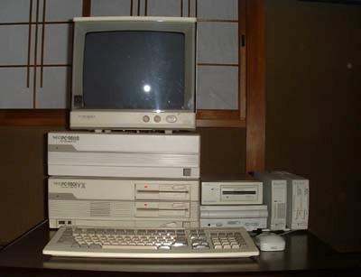 NEC PC-9801シリーズは今も手にはいるのか?