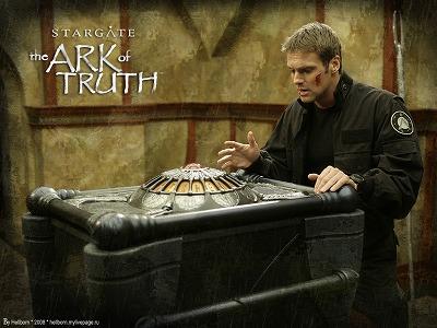 本当に終了:SG1・スターゲイト真実のアーク