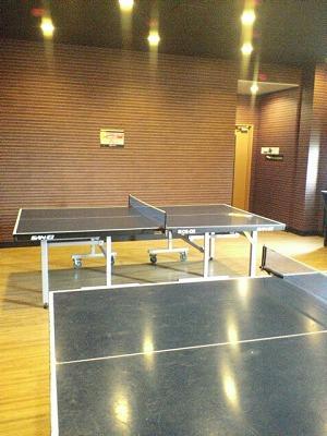 卓球がしたい、鯖江では何処に?