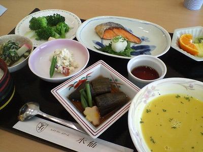 28,000円の昼食(2010)