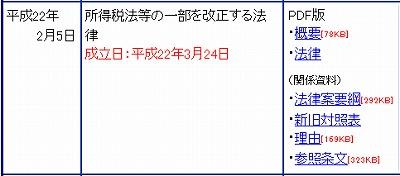〜清算所得編〜平成22年度税制改正