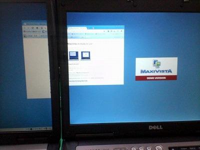 iPadをサブディスプレイ化してくれる『maxivista』02