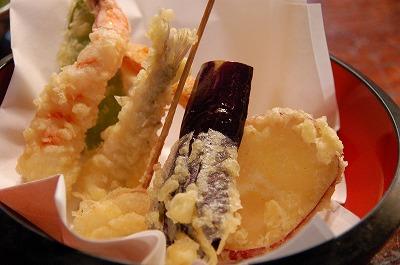 紀伊国屋さんは福井の天ぷらが美味しいお店01