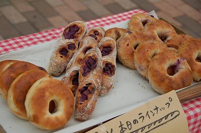 美味しい物が盛りだくさんの11月の鯖江市ご縁市05