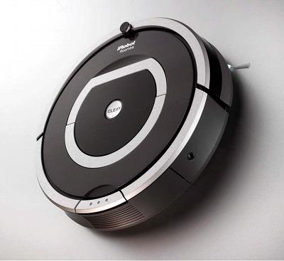 自動掃除機ルンバ(Roomba)を使ってみて