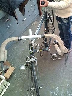 子供とのサイクリングが楽しくて23年前の自転車をリペア02