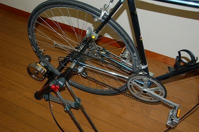 自転車乗りと工業扇は相性が良い01