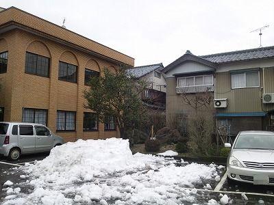 目処がつくと安心するのは確定申告、残念なのは雪かき(^^)10