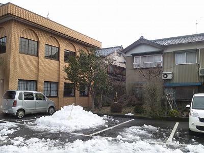 目処がつくと安心するのは確定申告、残念なのは雪かき(^^)11
