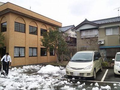 目処がつくと安心するのは確定申告、残念なのは雪かき(^^)12