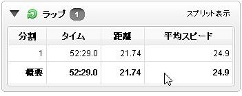 runkeeperの記録をGarminに取り込むにはエクスポートを04
