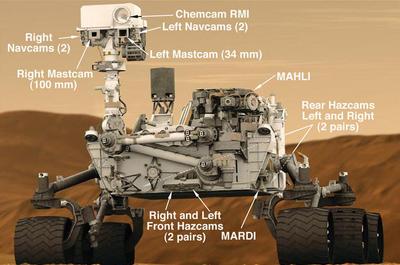 『キュリオシティ』の火星到着に小学生の頃の夏休みの自由研究を思い出しました01