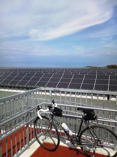 三国太陽光発電所はやっぱりかなり広い05