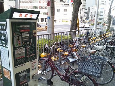 名古屋は自転車が生活に根付いた街、かな。01
