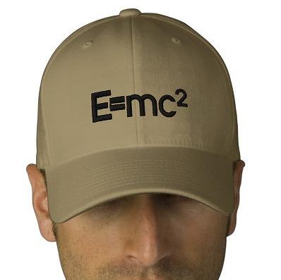 e=mc^2 ほどの算式ではありませんが