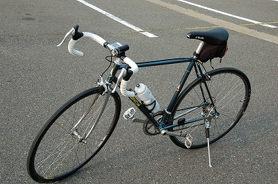 20余年ぶりに自転車を入手、自転車はどう変わったのだろう。01