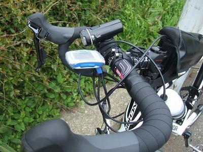 GarminEdge500を使用しながら充電する方法を試す:丸岡ブルベBRM601(200km)の準備・