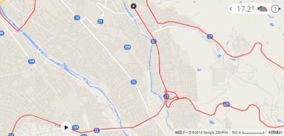 2014BRM1004:ブルベの最中でギヤチェンジが出来なくなった…DNFか?01