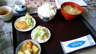 食事(補給)編:BRM418(近畿200km金沢)の備忘メモ03