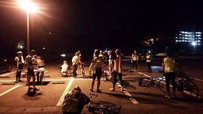 メインが始まる前に脚が終わったアタック乗鞍:BRM912近畿300km金沢〜前編〜02