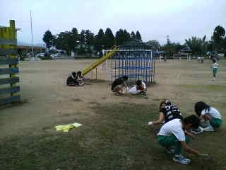 親子作業・2009